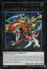 Gaia Dragon, the Thunder Charger - AP07-EN001 - Ultimate Rare - Unlimited Edition