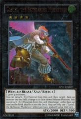 Castel, the Skyblaster Musketeer - AP07-EN002 - Ultimate Rare - Unlimited Edition on Channel Fireball