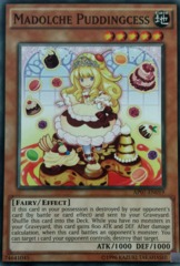 Madolche Puddingcess - AP07-EN019 - Common - Unlimited Edition