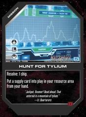 Hunt for Tylium