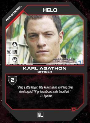 Helo Karl Agathon
