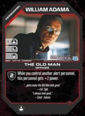 William Adama The Old Man