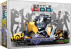 BATTLECON: WAR OF INDINES: