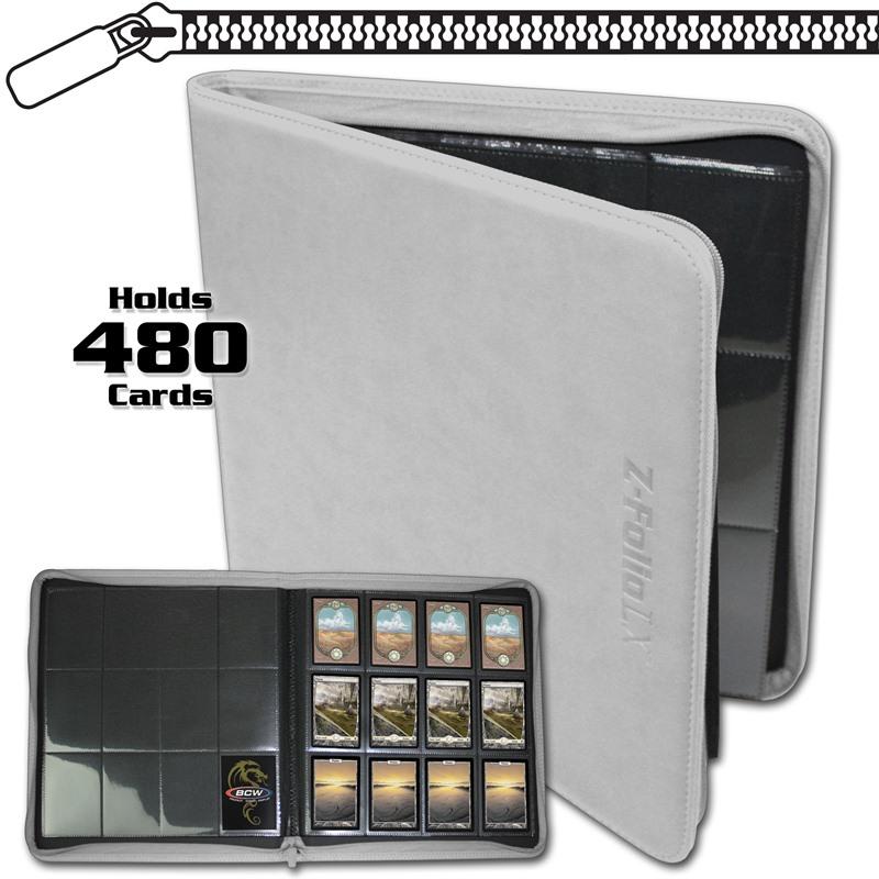 BCW Z-Folio 12-Pocket LX Album