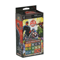 Marvel Dice Masters: Age of Ultron Starter Set © 2015