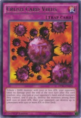 Crush Card Virus - DPBC-EN020 - Rare - 1st Edition