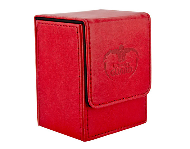 Ultimate Guard Flip Deck Case 80+ - red