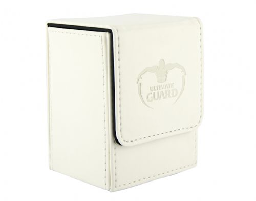 Ultimate Guard Flip Deck Case 80+ - white