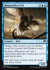 Ringwarden Owl - Foil