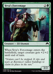 Yevas Forcemage - Foil