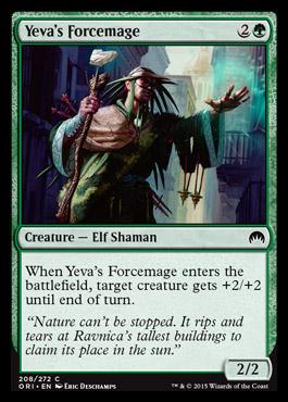 Yevas Forcemage - Foil
