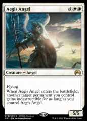 Aegis Angel on Channel Fireball