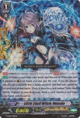 Little Skull Witch, Nemain - G-LD01/010EN - RRR