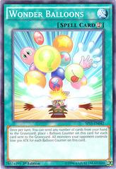 Wonder Balloons - SP15-EN042 - Common - 1st Edition