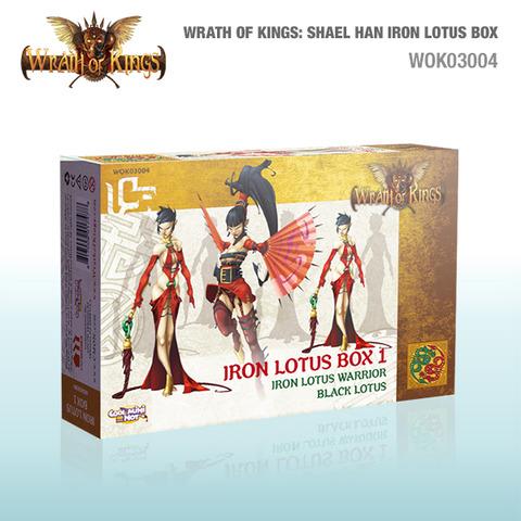 Iron Lotus Box 1