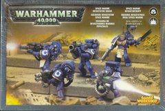 Adeptus Astartes Space Marines Devastator Squad
