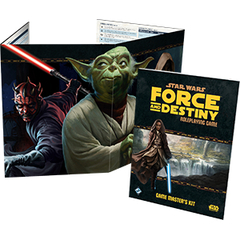 Star Wars: Force and Destiny: Game Masters Kit