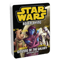Citizens of the Galaxy Adversary Deck