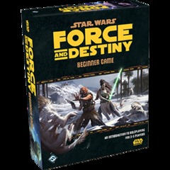Beginner Game - Force and Destiny (Stars Wars)