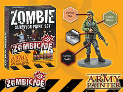 Warpaints Zombicide Survivor Skin Paint