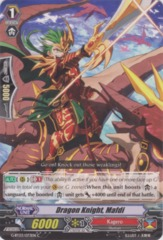 Dragon Knight, Mafdi - G-BT03/073EN - C