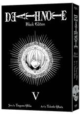 Death Note Black Edition Trade Paperback Vol 05 (Of 6) (Mature Readers)