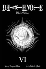 Death Note Black Ed Tp Vol 06 (Of 6) (Aug111253)