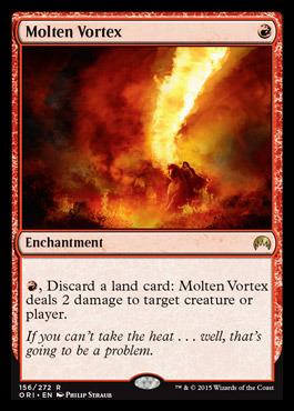 Molten Vortex - Foil