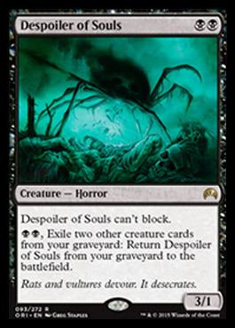 Despoiler of Souls - Foil