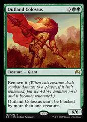 Outland Colossus - Foil