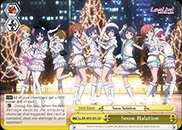Snow Halation - LL/EN-W01-051 - CR