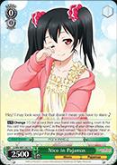 Nico in Pajamas - LL/EN-W01-061 - U