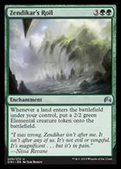 Zendikar's Roil - Foil