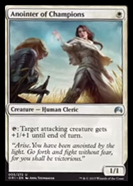 Anointer of Champions - Foil