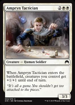 Ampryn Tactician - Foil