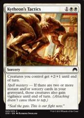 Kytheon's Tactics - Foil