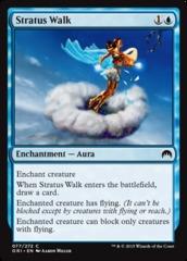 Stratus Walk - Foil