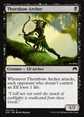 Thornbow Archer - Foil