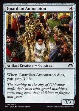 Guardian Automaton - Foil