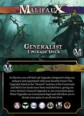 Generalist Upgrade Deck (WYR20029)