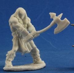 Cuth Wolfson, Barbarian