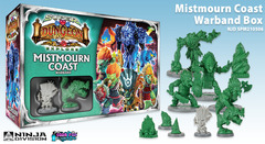 Super Dungeon Explore: Mistmourn Coast Warband