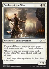 Seeker of the Way - Foil