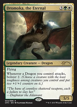 Dromoka, the Eternal (Magic Origins Clash Pack Promo)