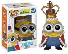 #168- King Bob (Minions)