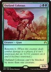 Outland Colossus - Magic Origins Prerelease Promo