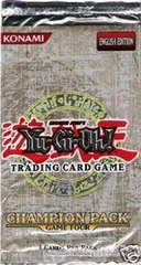 Yu-Gi-Oh Champion Pack: Game Four Booster Pack