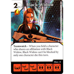 Black Widow - Spy (Card Only)