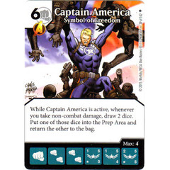 Captain America - Symbol of Freedom (Card Only)