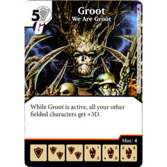 Groot - We Are Groot (Card Only)